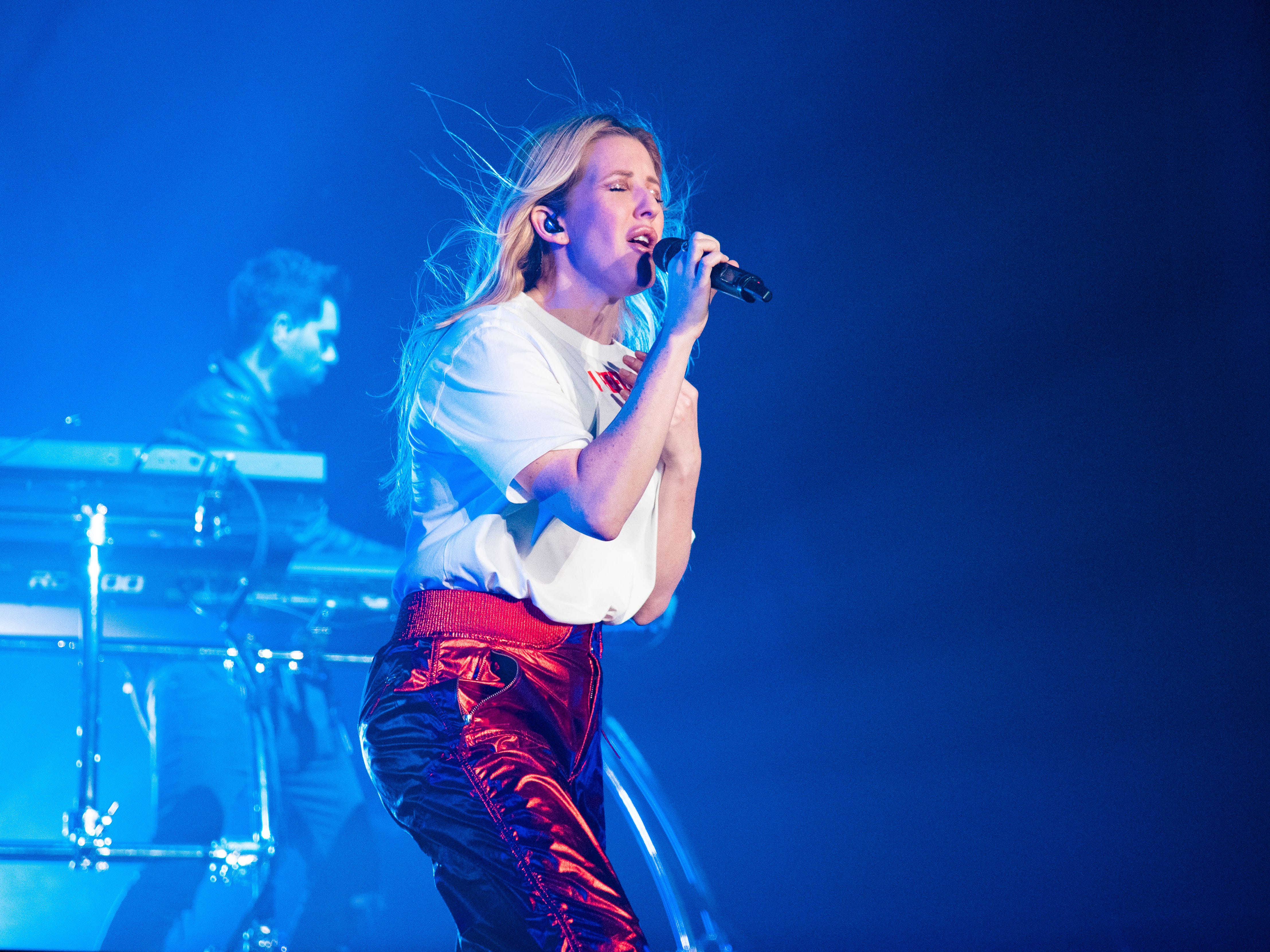 LONDON, ENGLAND - DECEMBER 20:  Ellie Goulding performs at the Ellie Goulding for Streets of London fundraiser at Wembley Arena on December 20, 2018 in London, England.  (Photo by Joseph Okpako/WireImage) ORG XMIT: 775272369 ORIG FILE ID: 1074478142