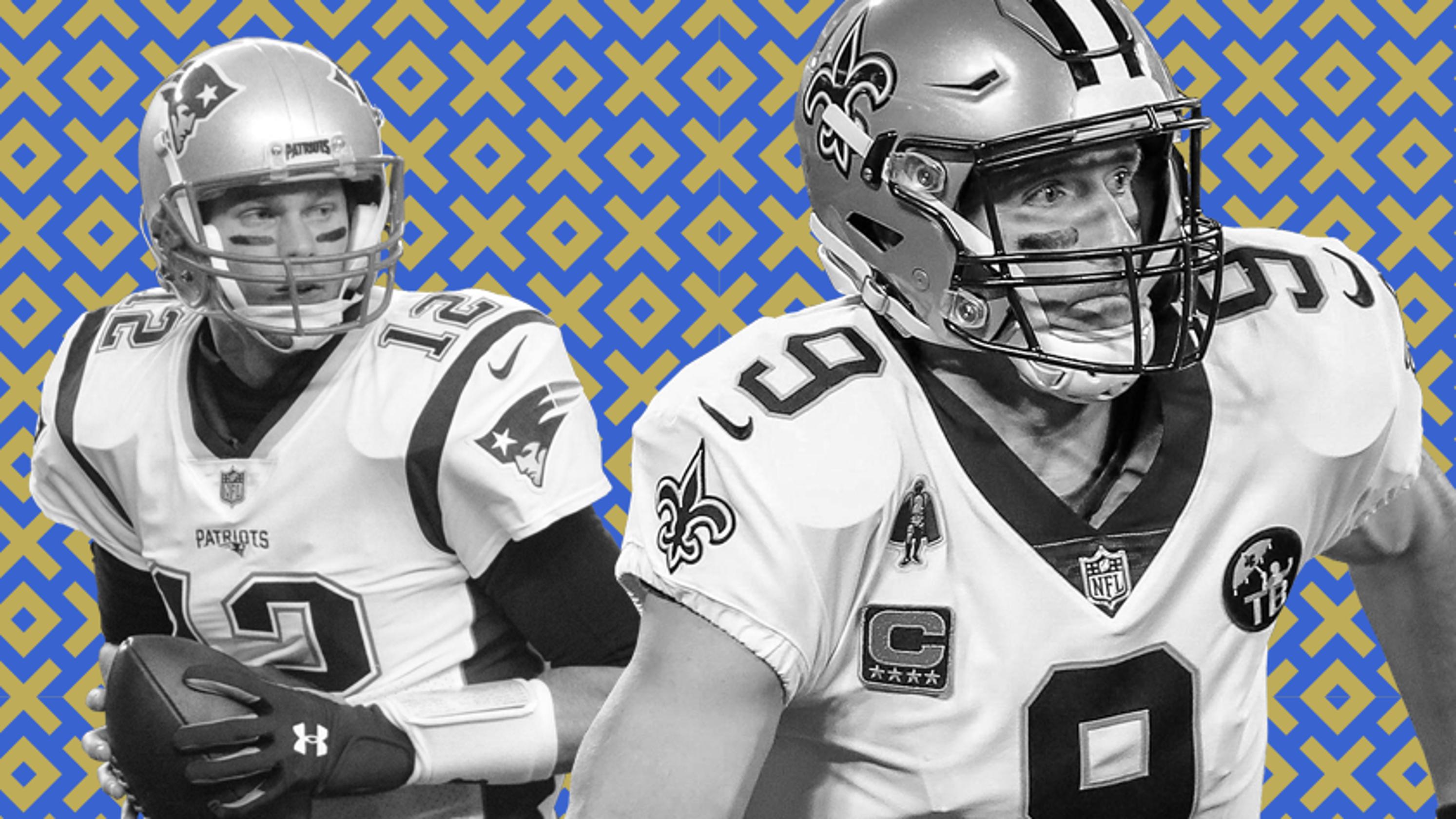 acabdb18 NFL power rankings Week 17: Saints still No. 1, Ravens emerge as force