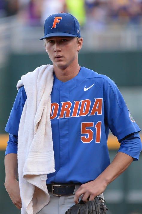 Ncaa Baseball College World Series Florida Vs Lsu