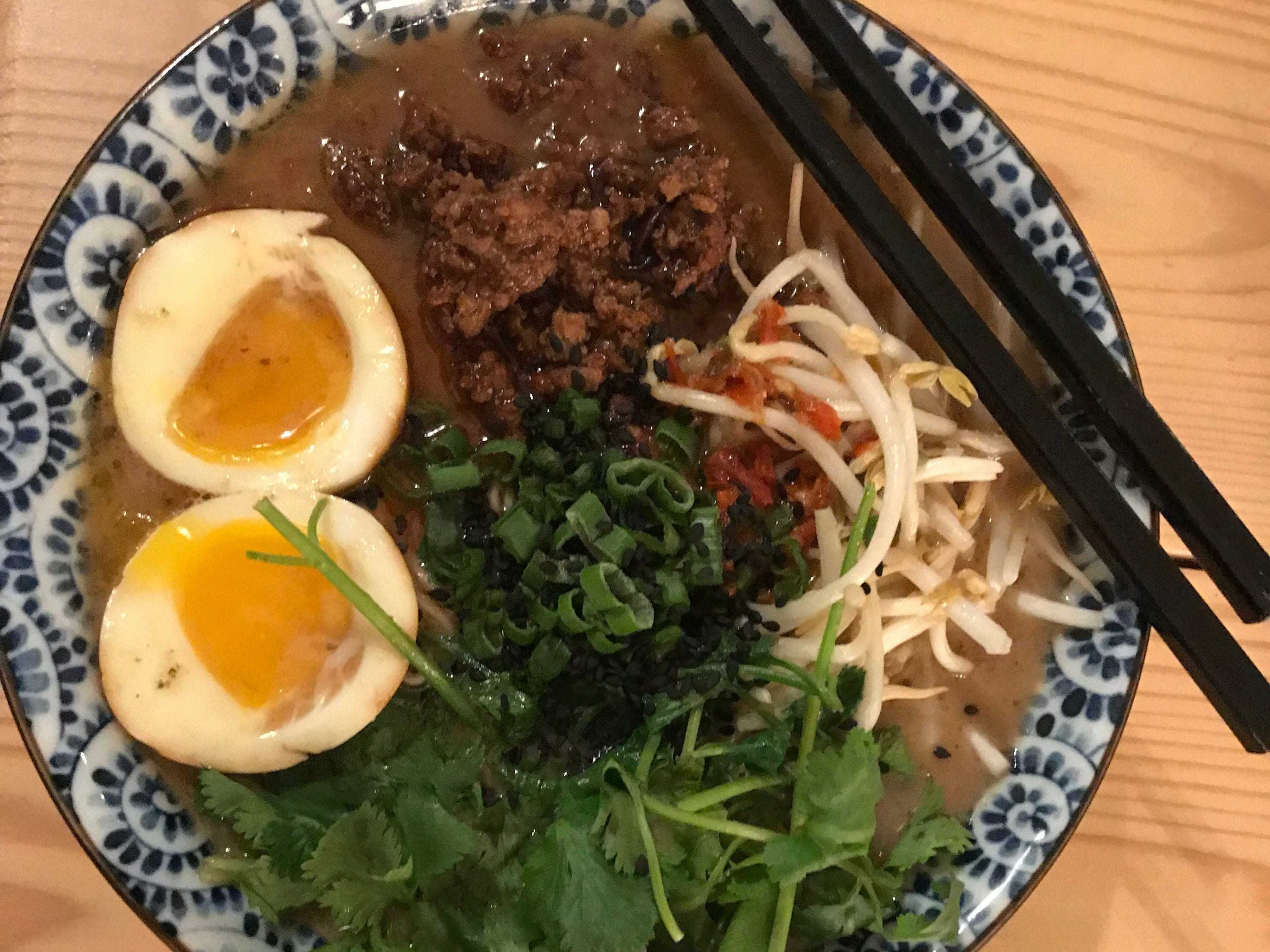 Nomikui Ramen is located on 21 Main Street in Binghamton.