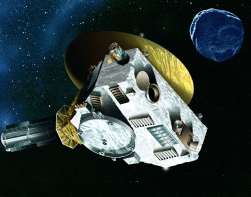 New Horizons: Kuiper Belt Object
