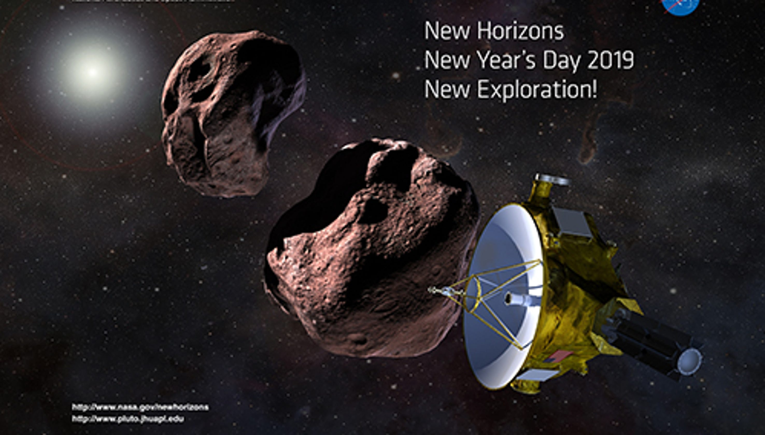 Government shutdown keeping NASA's New Horizons spacecraft ...