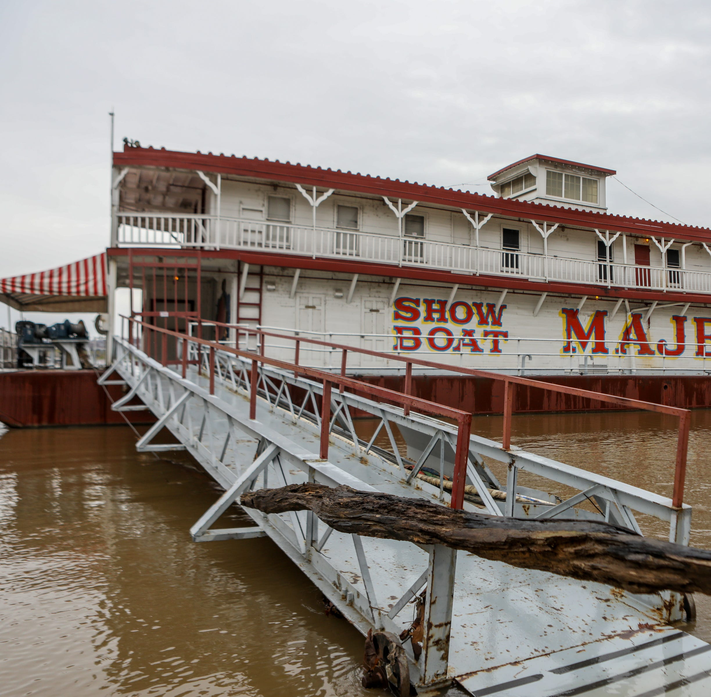 Want to buy a historic riverboat? Cincinnati is selling the Showboat Majestic, a National Historic Landmark