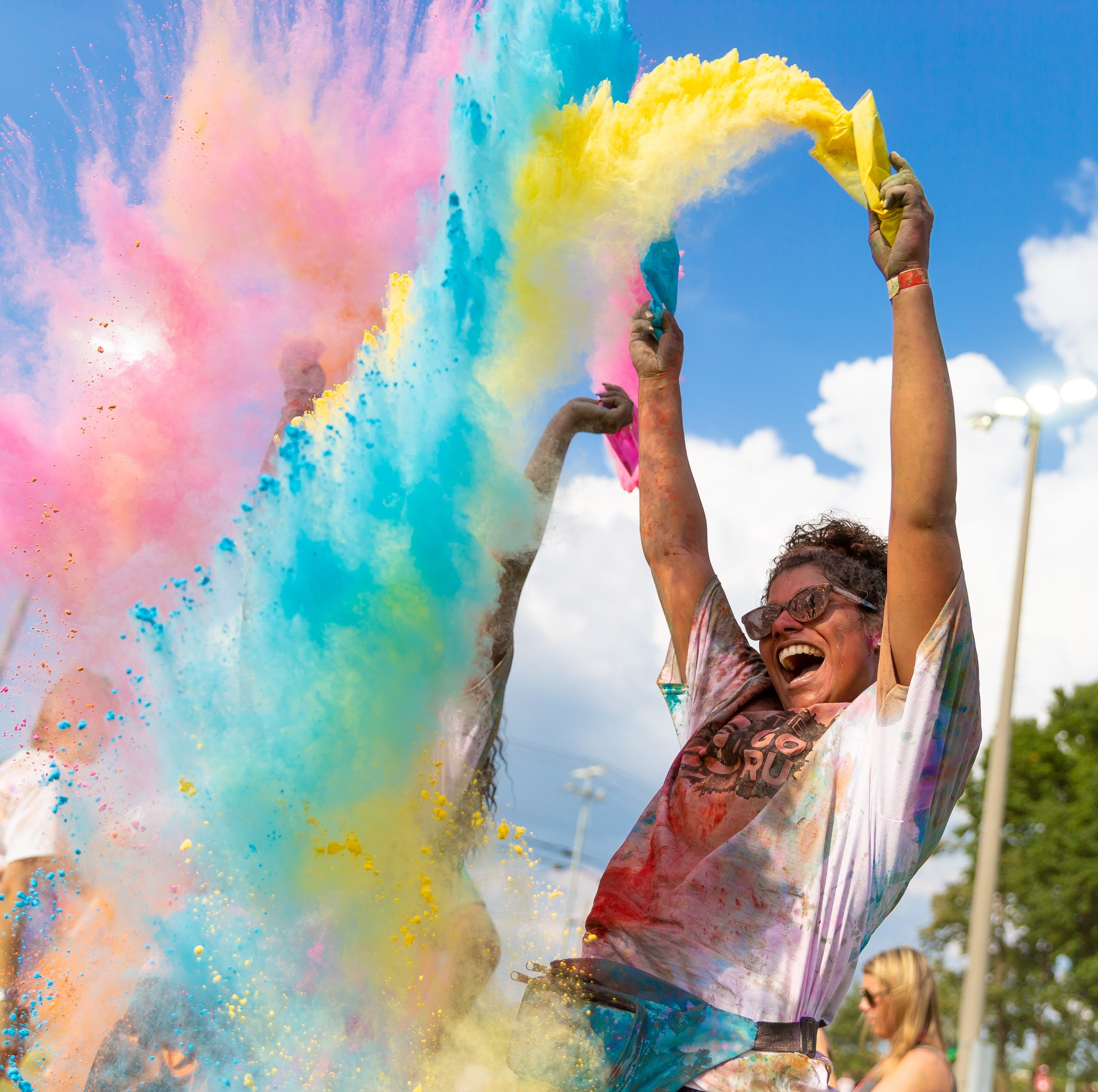 Color Fun Run coming up at Sandy Lee Watkins Park