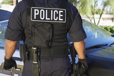 A Bridgewater man surrendered following a Christmas Eve police standoff