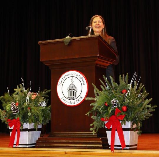 Professor Rachel Devlin, author of the nonfiction book A Girl Stands at the Door.