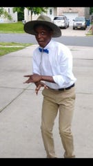 Dyllan Burrell, 14, Franklin High School student