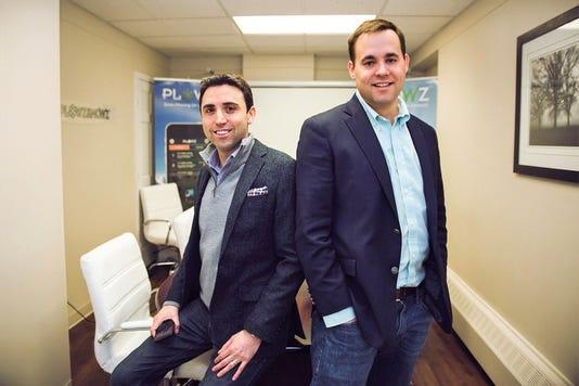 Plowz & Mowz founders