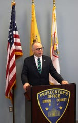 Acting Union County Prosecutor Michael A. Monahan