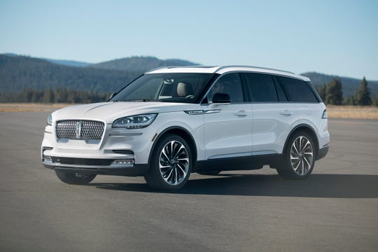 2019 Lincoln Aviator