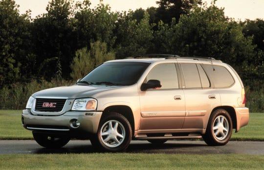2002 GMC Envoy.