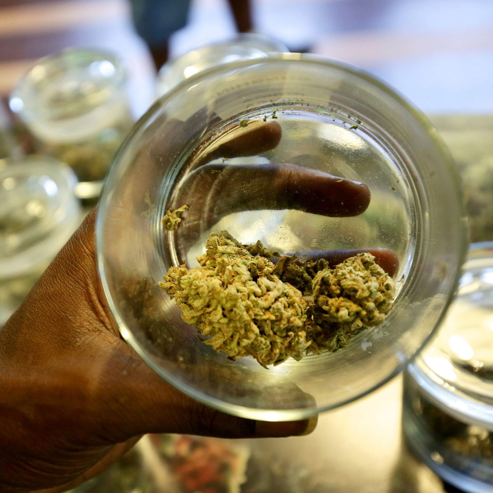 Why more than 400 Michigan communities are saying no to recreational pot businesses