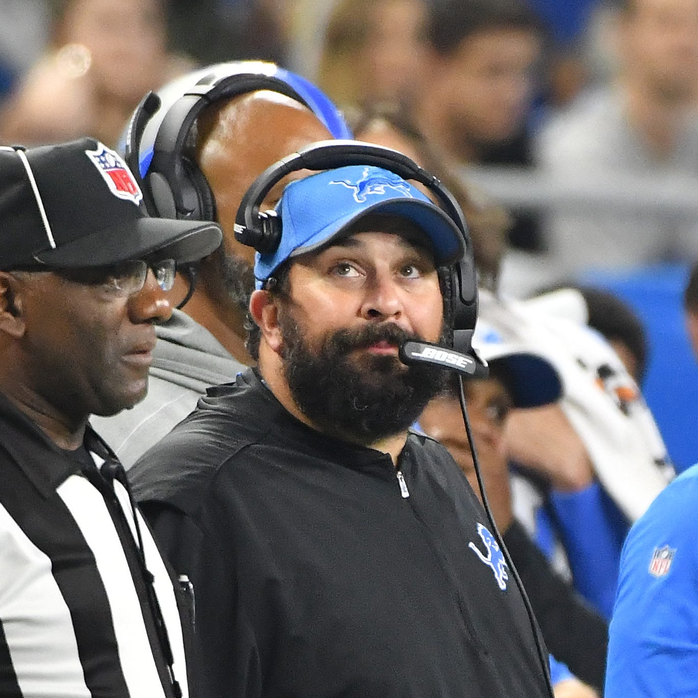What does Lions coach Matt Patricia looks for in draft prospects? Here's a clue