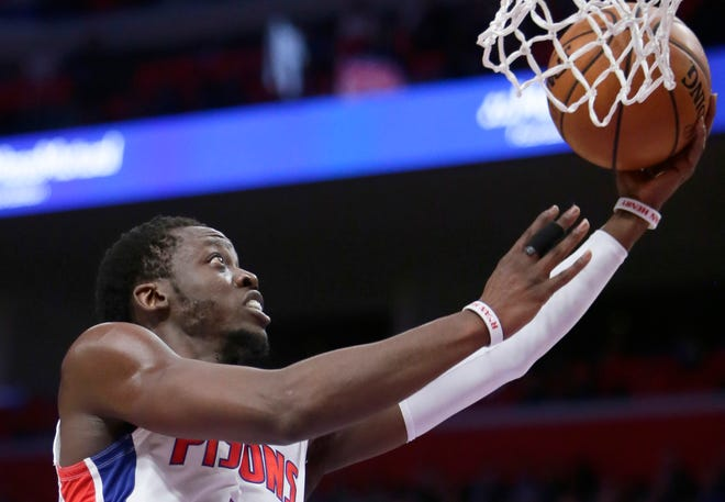 Pistons guard Reggie Jackson said having consecutive days off was huge for the team to just get off their legs.