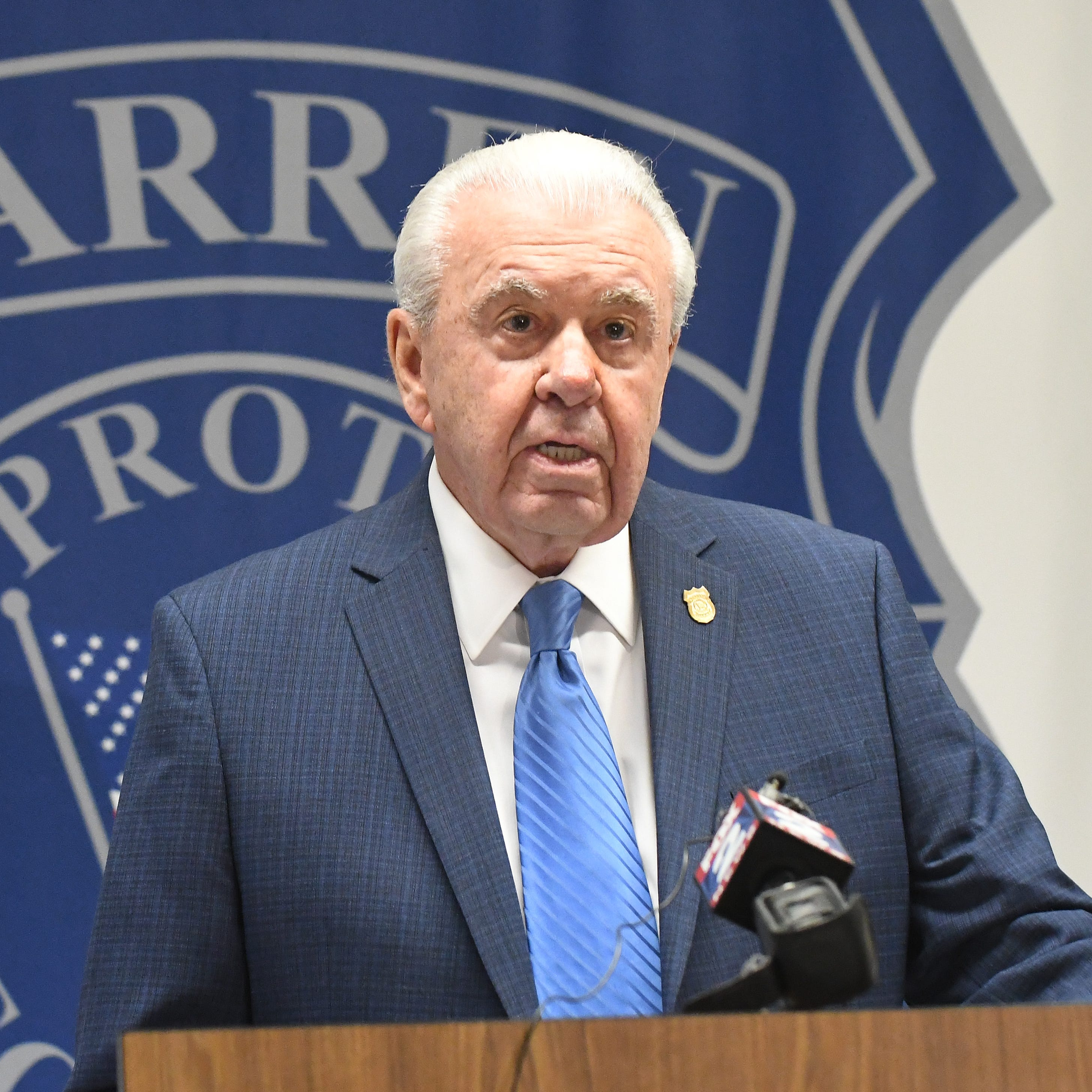 Warren police to announce roundup of prostitutes, human traffickers