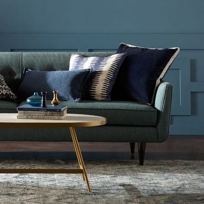 Tangled up in blues when it comes to home decor these days