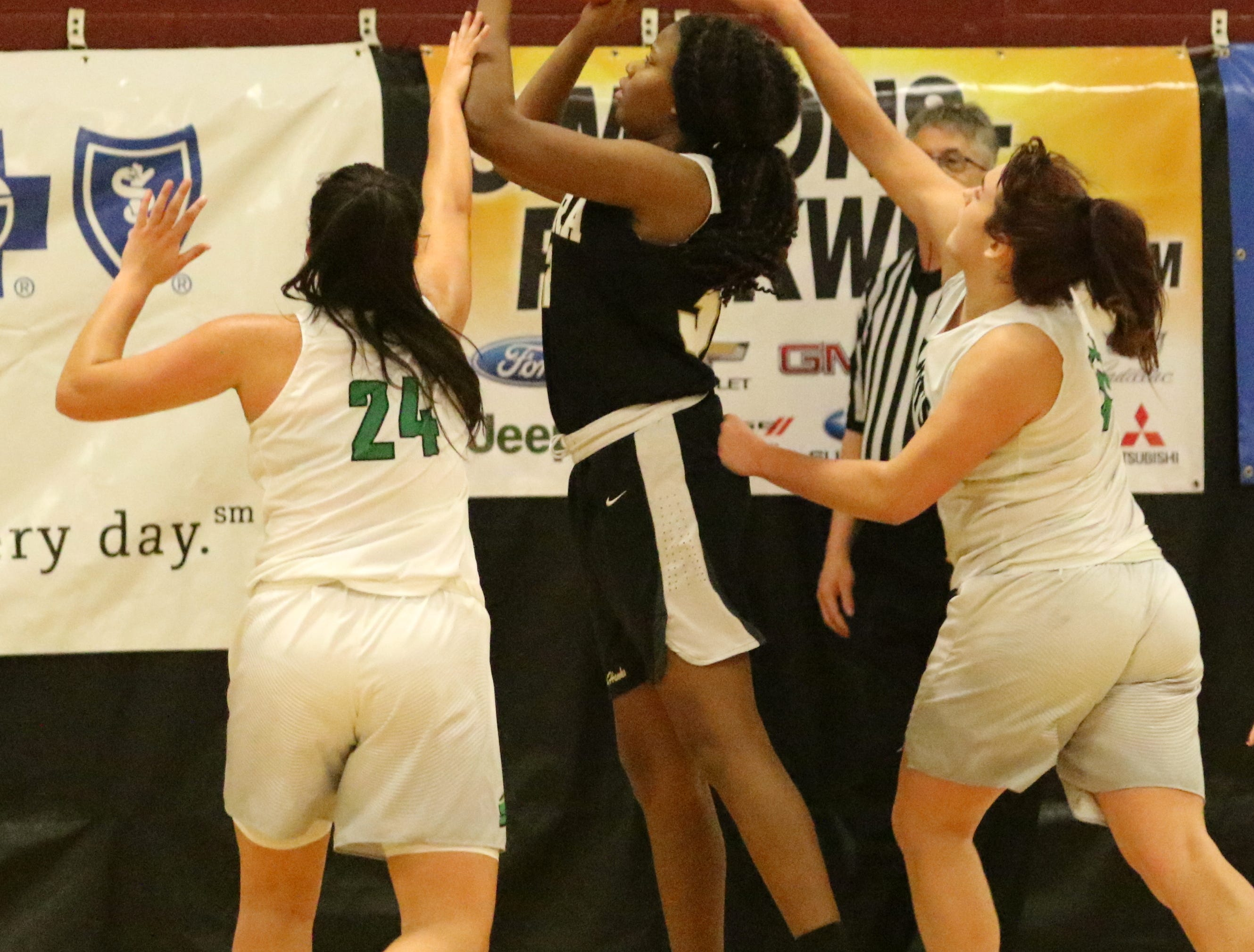 Cardinal O'Hara was a 62-58 winner over Binghamton Seton Catholic Central on Dec. 27, 2018 at the Josh Palmer Fund Elmira Holiday Inn Classic at Elmira High School.
