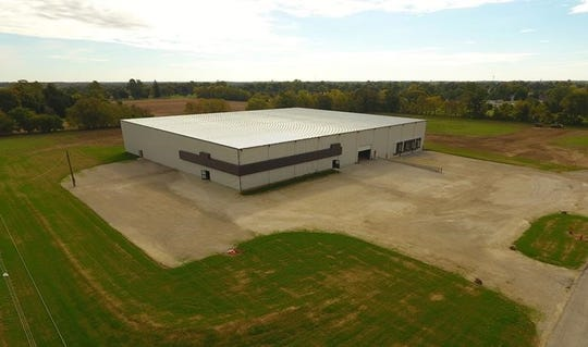 New Tiffin warehouse to be finished in first quarter of 2019.