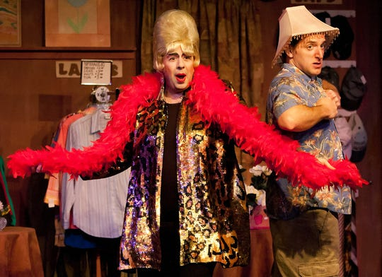 """A scene from Broadway Palm's """"Second Chances: The Thrift Shop Musical"""""""