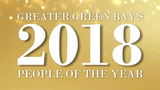 Green Bay Press-Gazette's 2018People of the Year made a difference in the community.