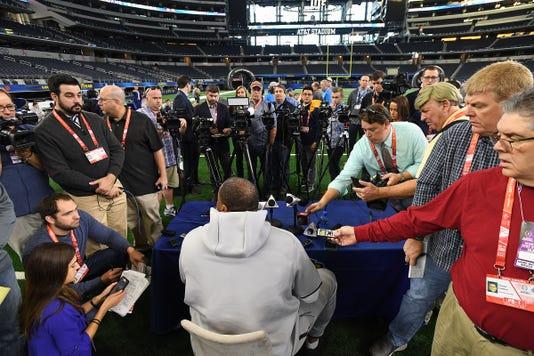 Clemson Cotton Bowl Media Day