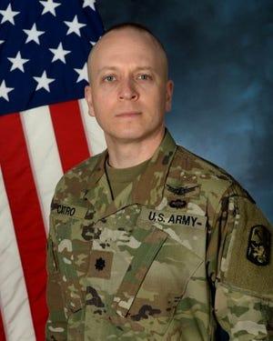 Lt. Col. Johannes Castro
