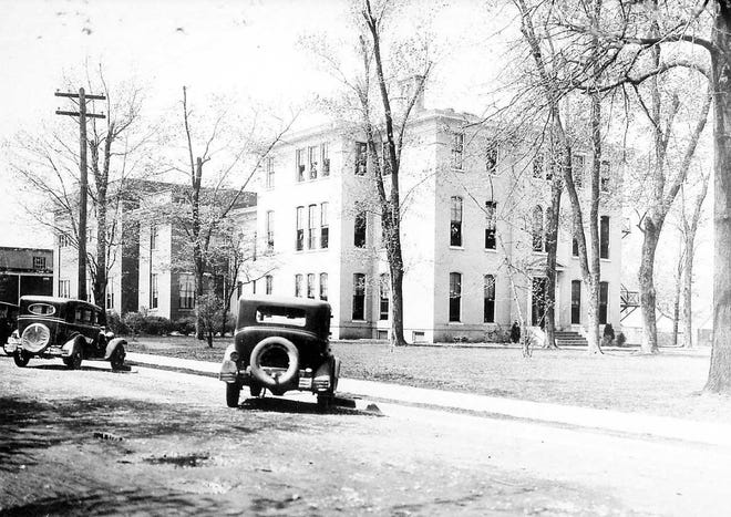 Annie Howard spent most of her long career in education in other cities and states, but taught four years at Barret Manual Training High School. BMTHS opened its doors for the first time in 1910 and 1911 was the first graduating class.