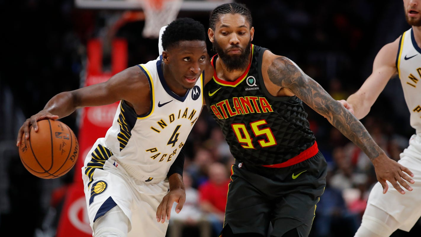 A 'super loopy' Pacers fan only cared about Victor Oladipo after he got his wisdom teeth out