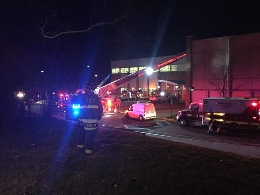 Carmel High School explosion