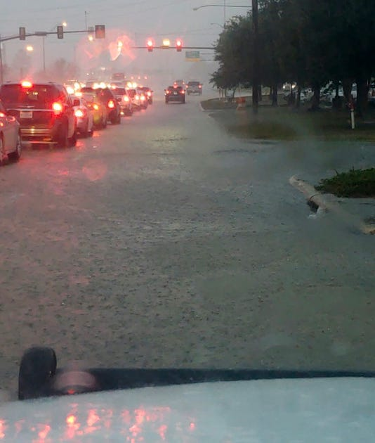 Hattiesburg Flooding