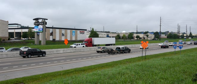 The Town of Farragut approved an agreement with TDOT to study the feasibility of building a connector across I-40/75 between Turkey Creek and Outlet Drive.  Friday, Jul. 24, 2015.