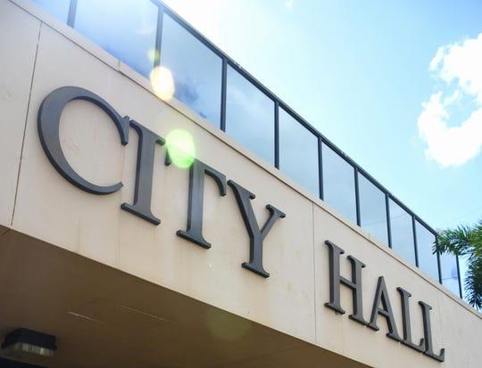File: Marco Island City Hall.