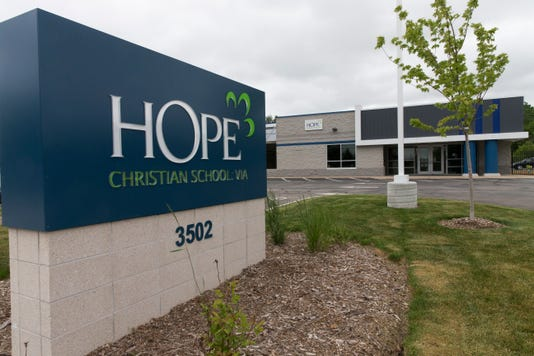 Voucher Racine Hope School