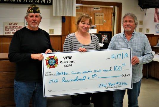 Vfw Donation