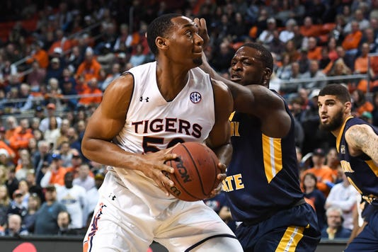 Ncaa Basketball Murray State At Auburn
