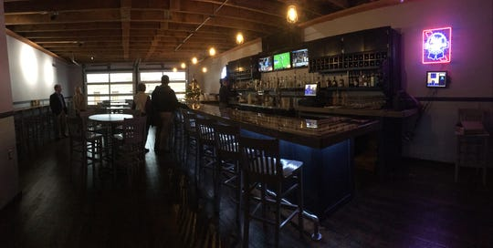 The Coosa Cleaver's upstairs bar is called The 1909, a reference to the year the building was built.