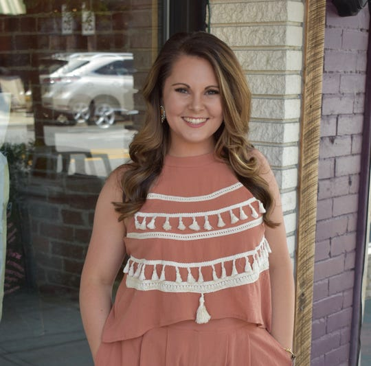 Julia Stewart has been named director of the Miss Gallatin pageant