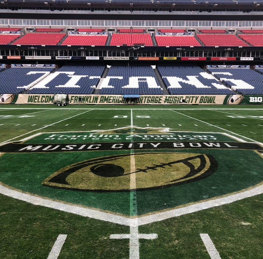 Music City Bowl 2018: What to know about tickets, Nissan Stadium, parking and traffic before you go