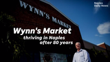 Wynn's Market celebrated its 80th birthday in 2018. The Wynn family also celebrated the 60th anniversary of its Sunshine Ace Hardware.