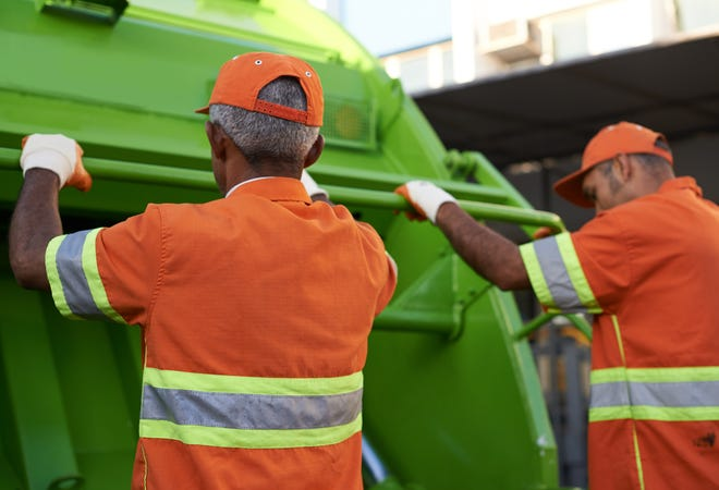Fourth of July will effect trash, recycling, yard waste collection schedules.