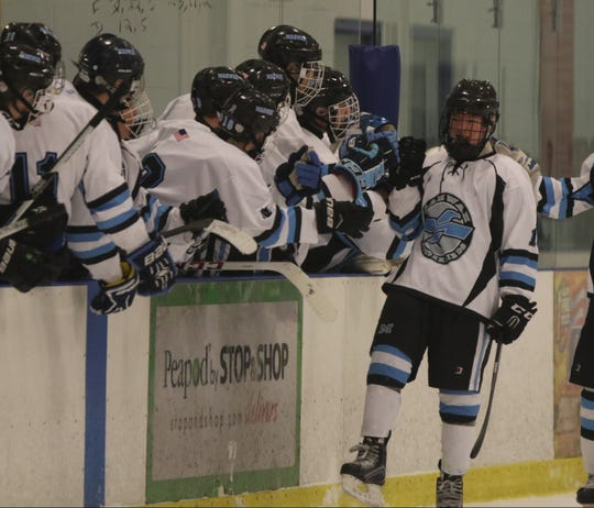 Kevin Johnston of Mahwah scored five of the six Thunderbird goals in the two recent wins over Ramsey.