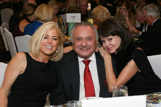 (left to right)Tracy Smith, Dick Shalhoub, and Marylynn Gladstein