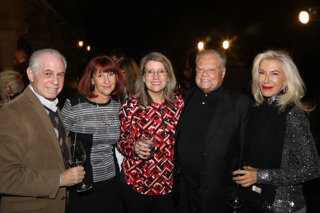 Mitch Blumberg, Michele Finney, Teresa Whipple, Harold Matzner, and Charissa Farley