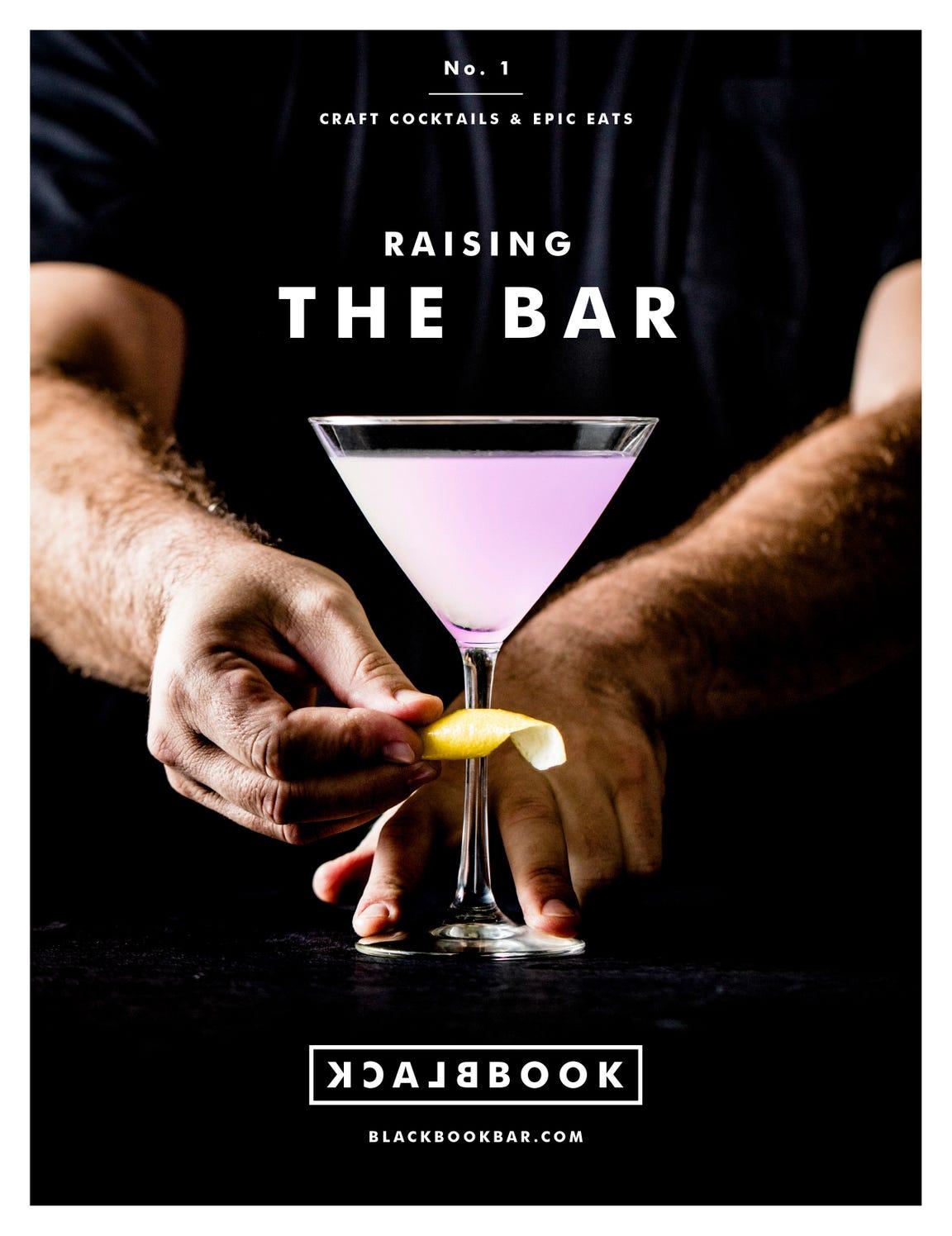 Blackbook Bar in Palm Springs.