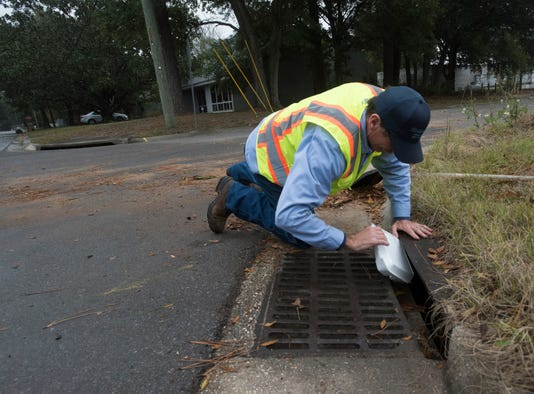 Pensacola Public Works Stormwater