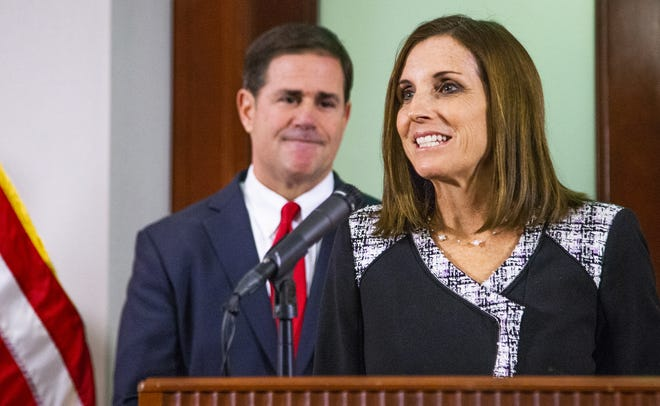 The best political move for McSally is probably not trying to figure out the politics of 2020.