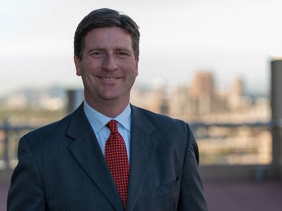 Rep. Greg Stanton Elected in 2018.