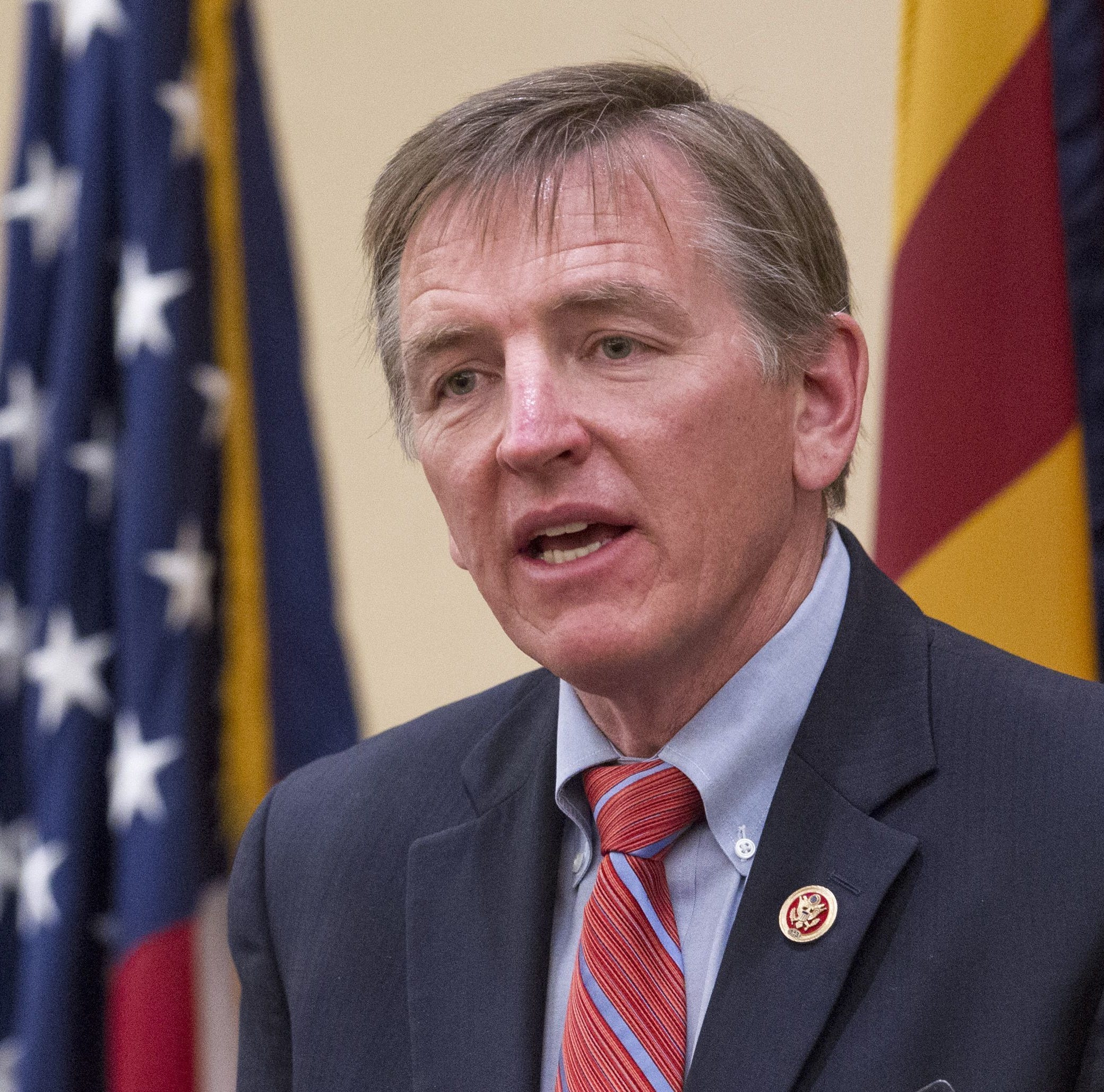 As Mueller report tensions rise, Rep. Paul Gosar attacks FBI, CIA