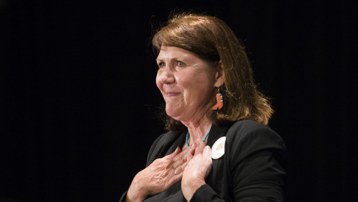 Rep. Ann Kirkpatrick to get treatment for alcohol dependence