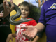 "Kids from the Tri-City West Thornwood Branch of Avondale of the Boys & Girls Clubs of Metro Phoenix handle a Rosy boa snake at the Nina Mason Pulliam Rio Salado Audubon Center in Phoenix on Dec. 6, 2018. ""Arizona's River Keepers"" is an after-school program for third- through sixth-graders to expose them to the different plants and animals in the Salt River area just south of downtown Phoenix."